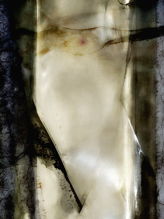 Abstract Nude | Diane Stafford