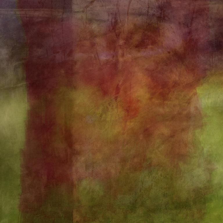 abstract art Autumn Park