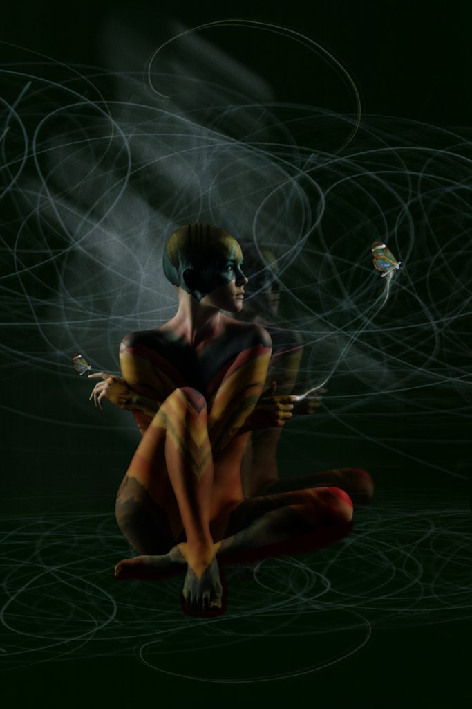 Energy Shift   Diane Stafford   Figurative Art
