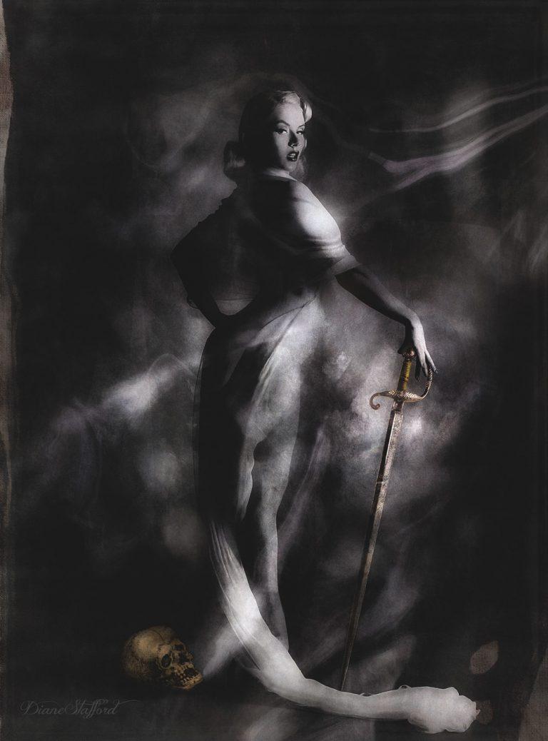 Digital Art Coriona | KAIZEN Project Diane Stafford
